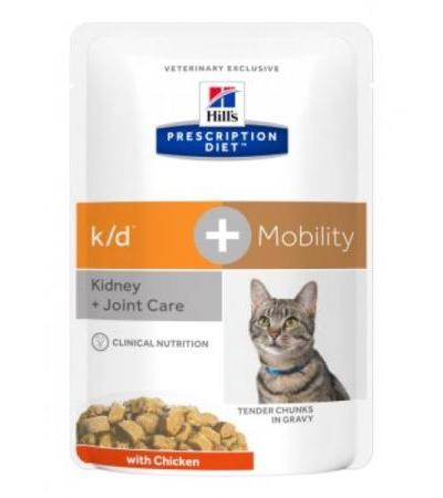 Hills Prescription Diet k/d Plus Mobility Katzenfutter