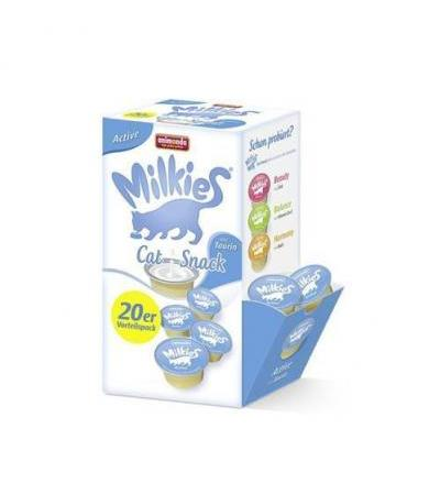 Animonda Cat Snack Milkie Active Taurin 20 x 15g
