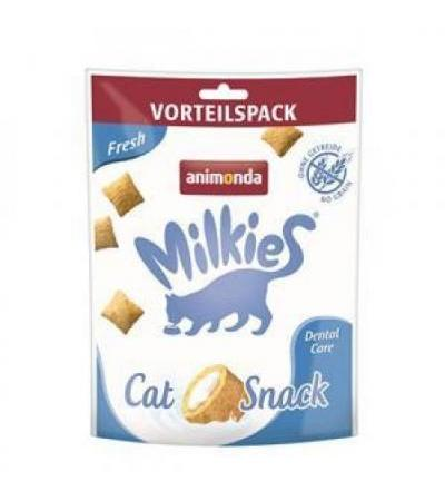 Animonda Cat Snack Milkie Knusperkissen Fresh 6 x 120g Katzensnack