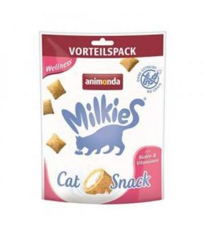 Animonda Cat Snack Milkie Knusperkissen Wellness 6 x 120g Katzensnack